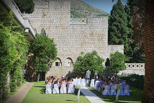 Symbolic ceremony
