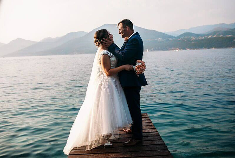 Philippa and Chris wedding by Dubrovnik Event 2017