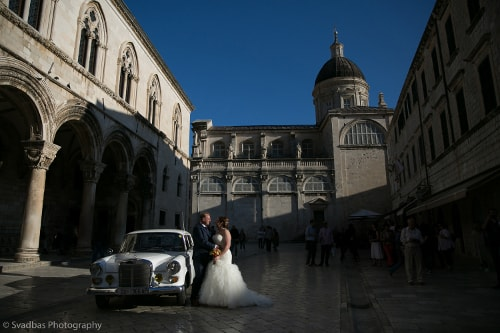 EMMA AND CALLUM wedding by Dubrovnik event