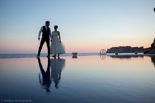 Lauren and Rob wedding by Dubrovnik event