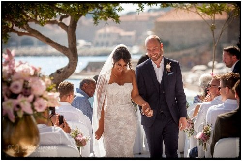 Rollo and Sooz wedding by Dubrovnik event