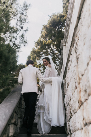 Jacinta and Jacob wedding by Dubrovnik Event