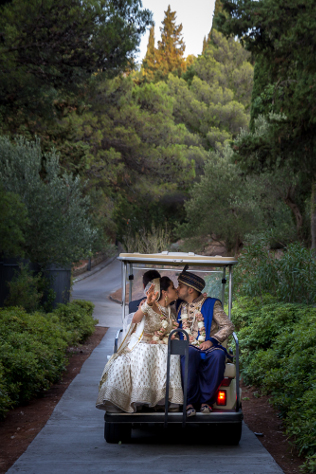 Jay and Tulsi Indian wedding day Dubrovnik Event