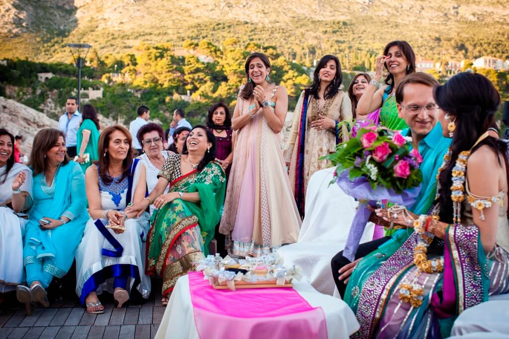 Dubrovnik Event Weddings Indian RishiShilpa 294