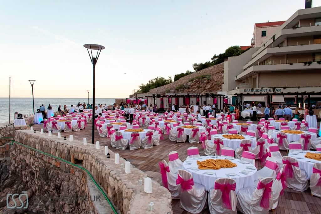 Dubrovnik Event Weddings Indian RishiShilpa 315