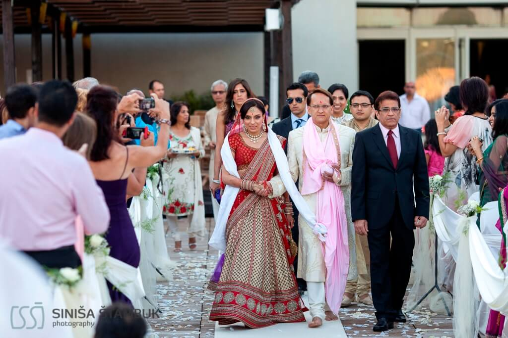 Dubrovnik Event Weddings Indian RishiShilpa 418