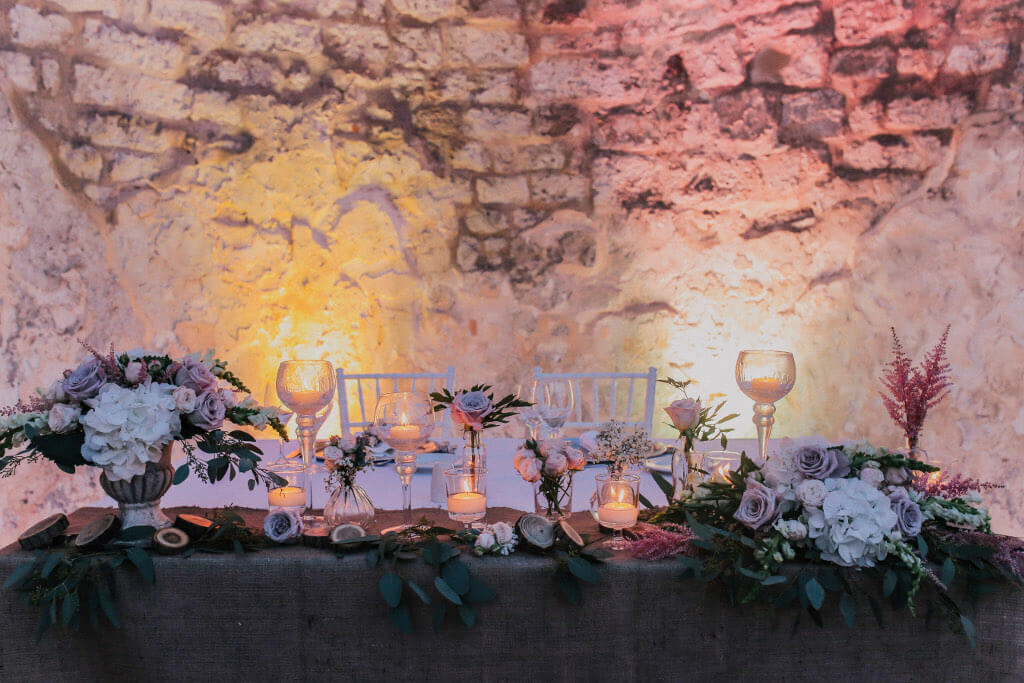Dubrovnik event weddings Flowers 03