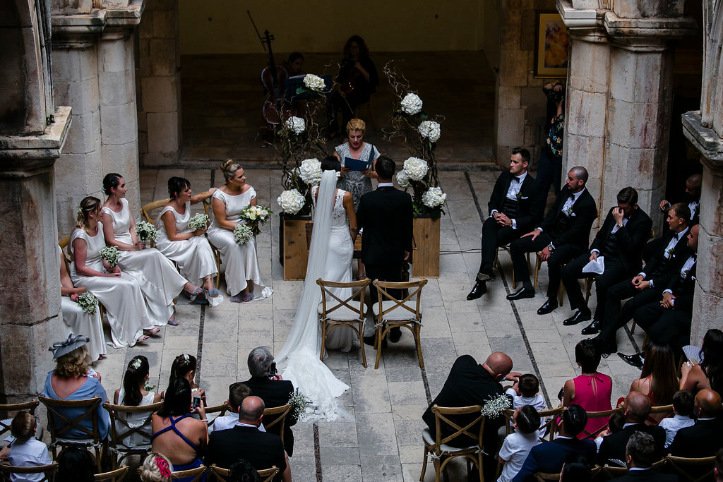 Dubrovnik event weddings Flowers 16