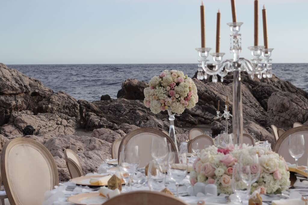 Dubrovnik event weddings Flowers 23