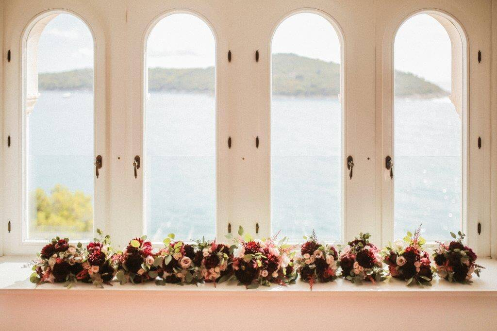 Dubrovnik event weddings Flowers 29
