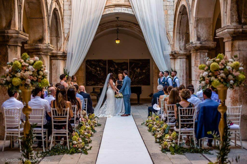 Dubrovnik event weddings Flowers 34