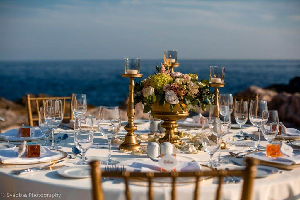 Dubrovnik event weddings Flowers 35