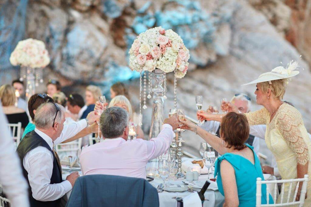 Dubrovnik event weddings Flowers 36