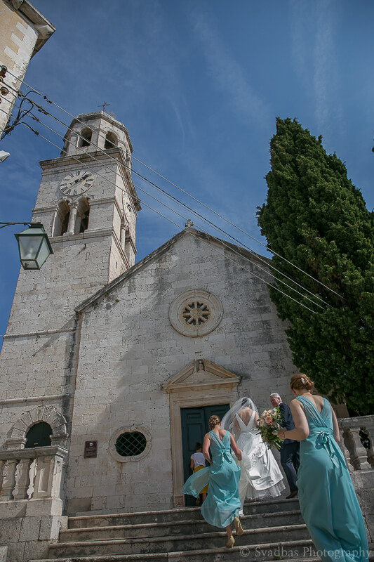 Dubrovnik event weddings church ceremony 06