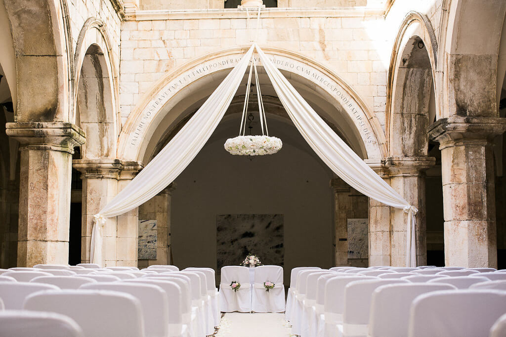Dubrovnik event weddings civil ceremony 02