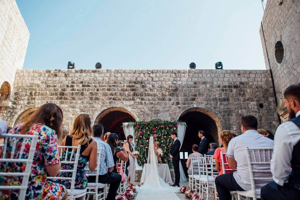 Dubrovnik event weddings civil ceremony 12
