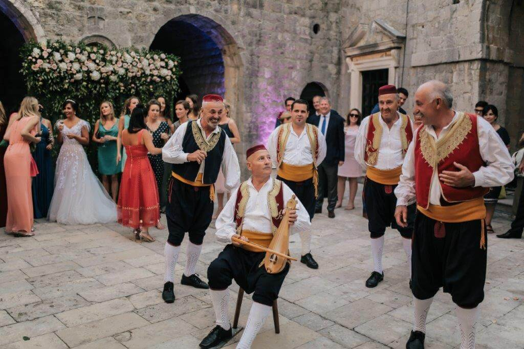 Dubrovnik event weddings music 10