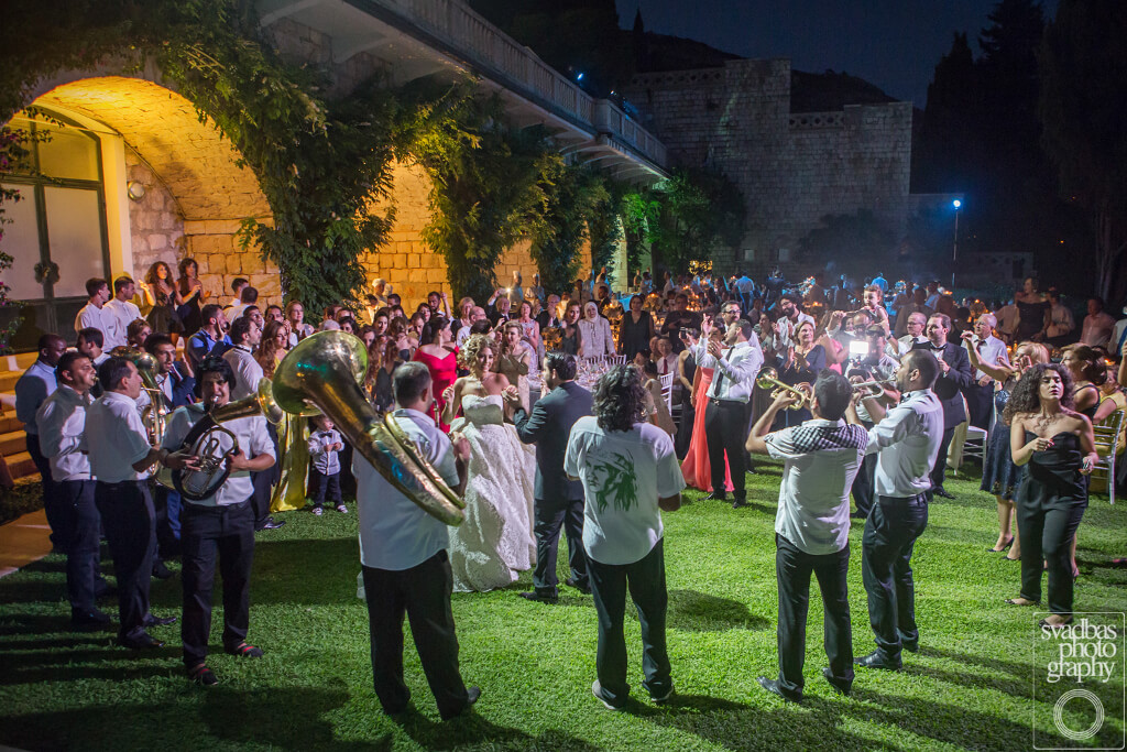 Dubrovnik event weddings music 21