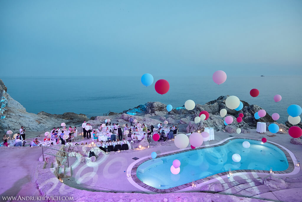 Dubrovnik event weddings reception 03