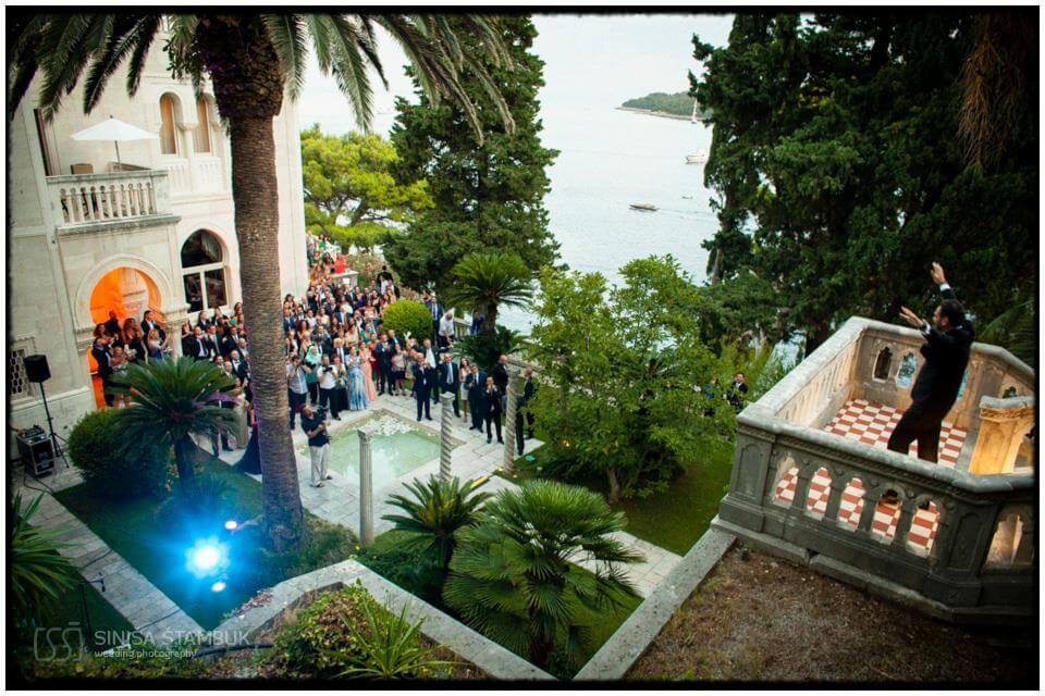 Dubrovnik event weddings reception 05