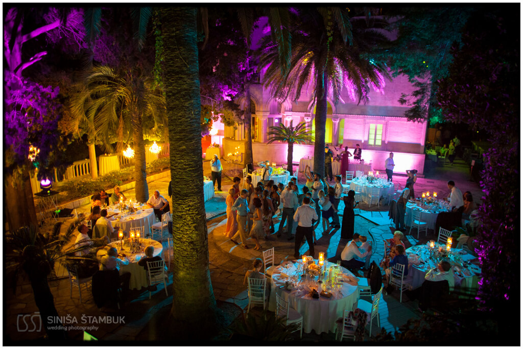 Dubrovnik event weddings reception 08
