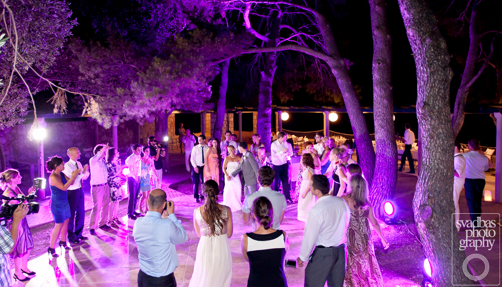 Dubrovnik event weddings reception 10