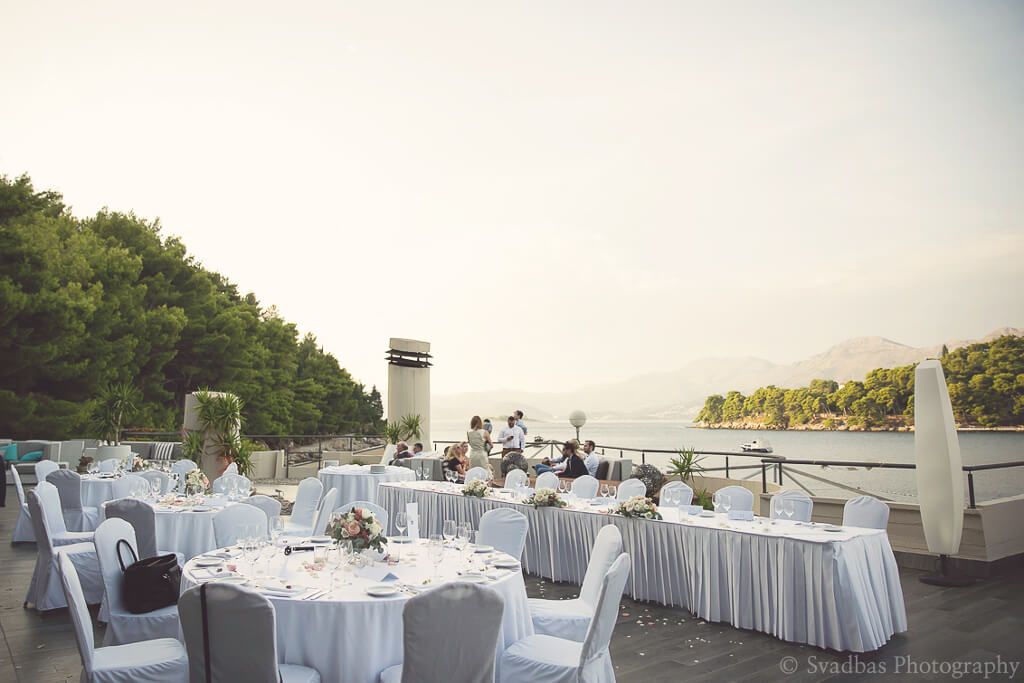 Dubrovnik event weddings reception 11