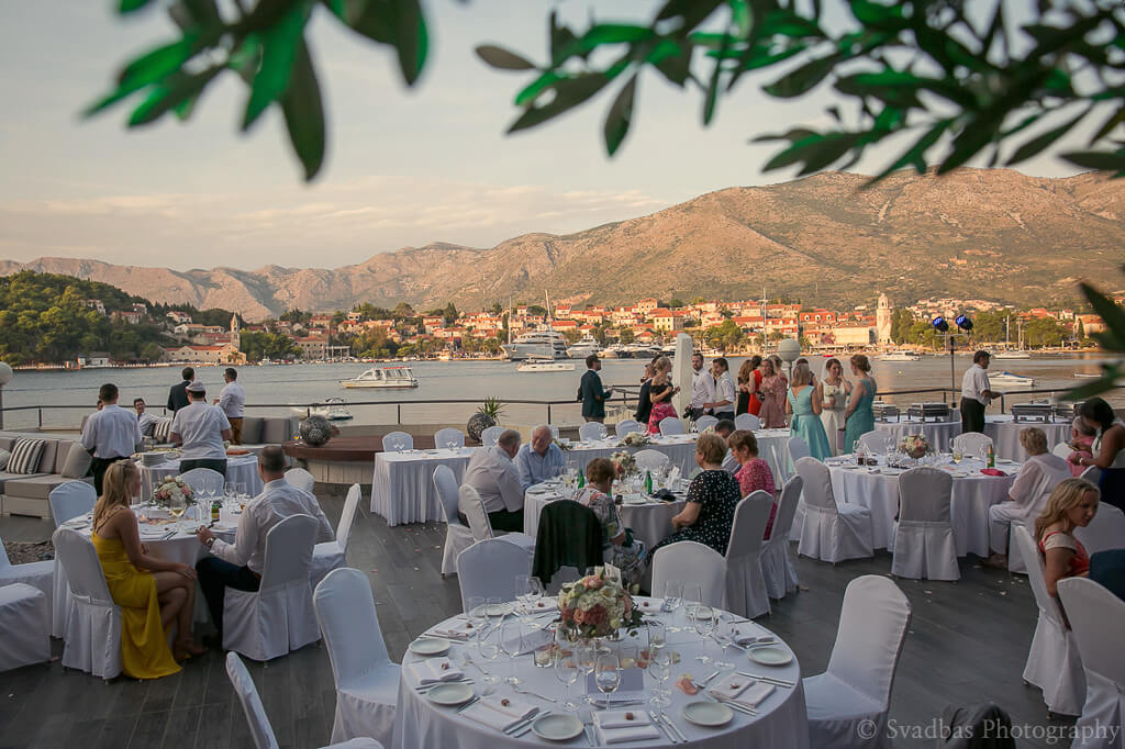 Dubrovnik event weddings reception 12
