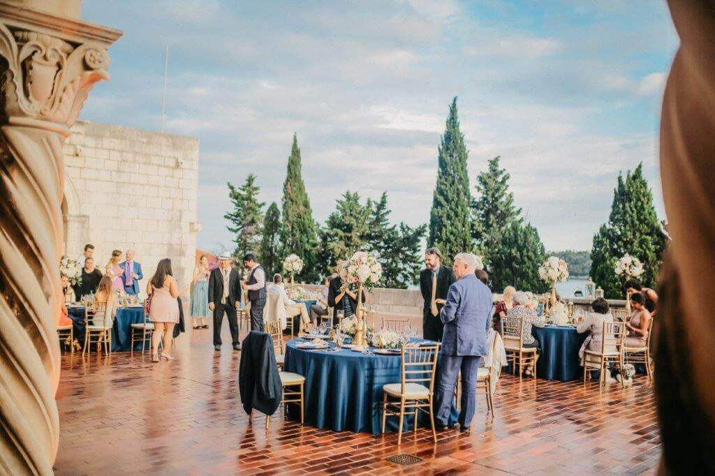 Dubrovnik event weddings reception 14