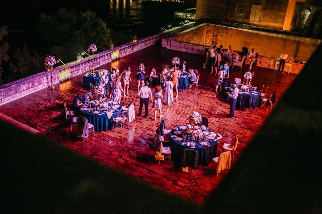 Dubrovnik event weddings reception 15