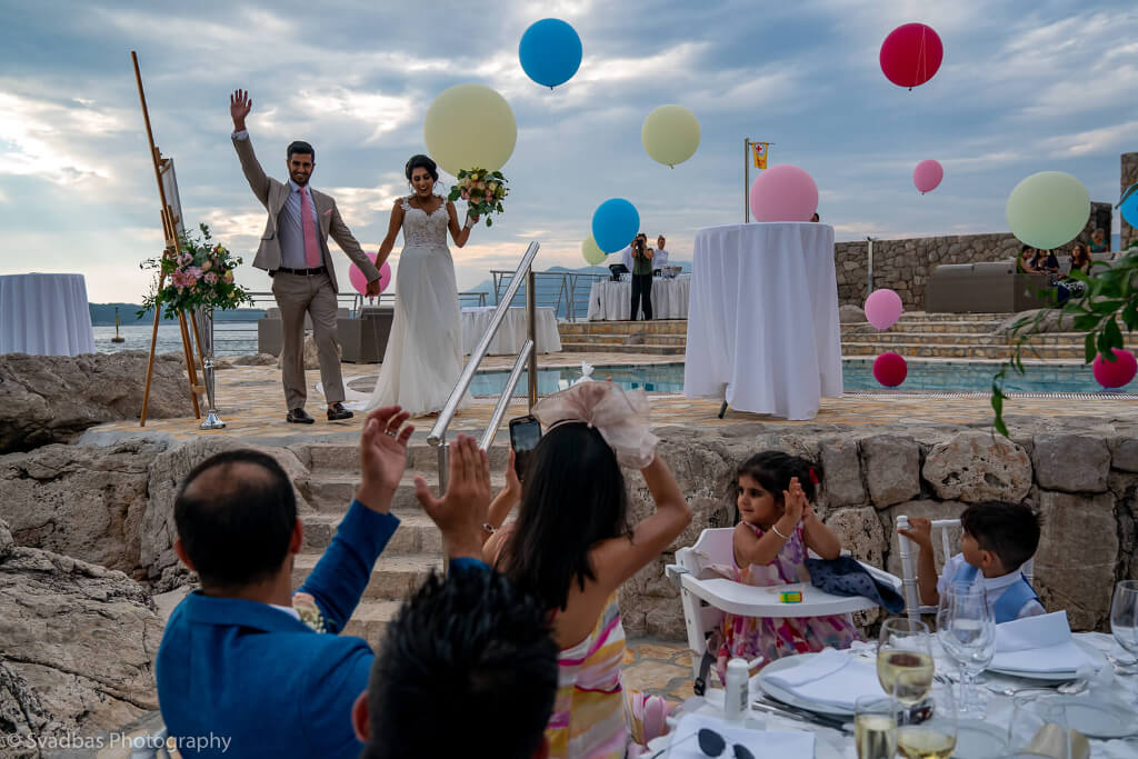 Dubrovnik event weddings reception 16