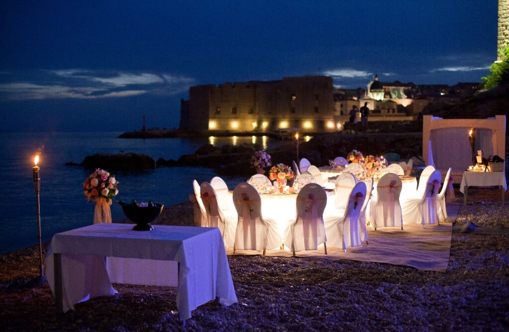 Dubrovnik event weddings reception 19
