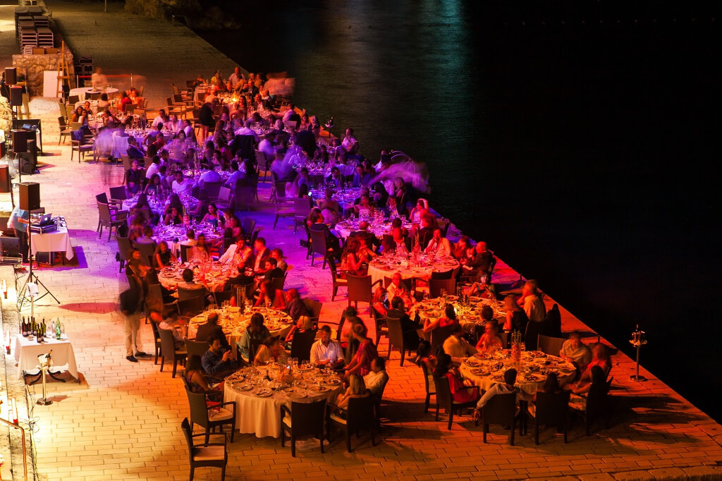Dubrovnik event weddings reception 20