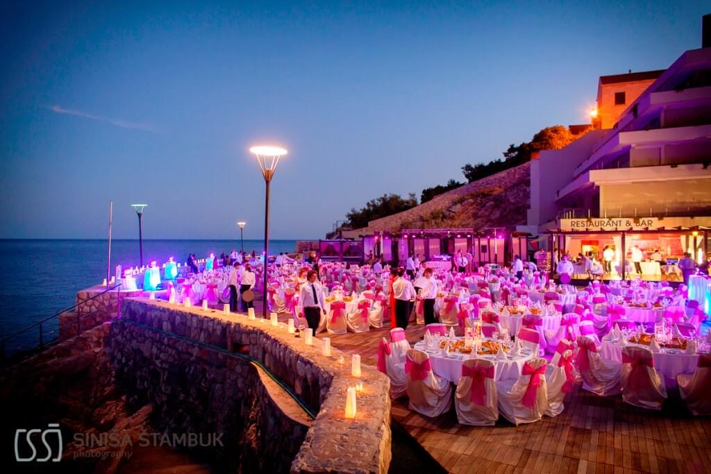 Dubrovnik event weddings reception 21