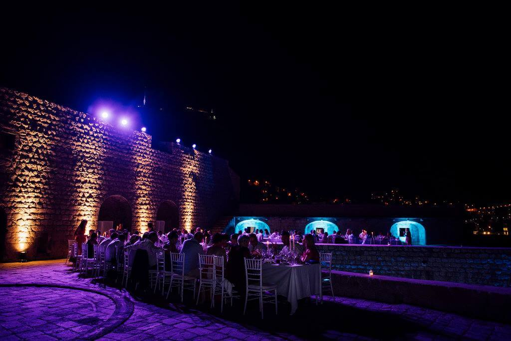 Dubrovnik event weddings reception 22