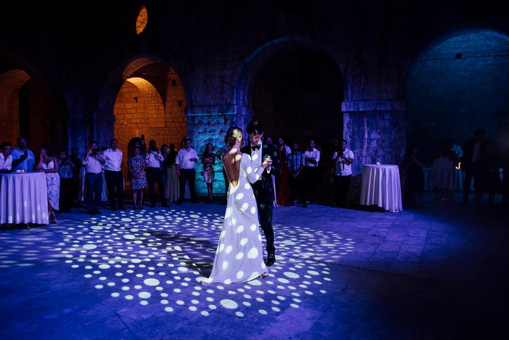 Dubrovnik event weddings reception 23