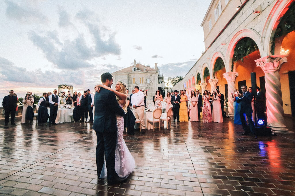 Dubrovnik event weddings reception 25