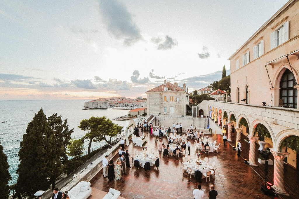 Dubrovnik event weddings reception 28