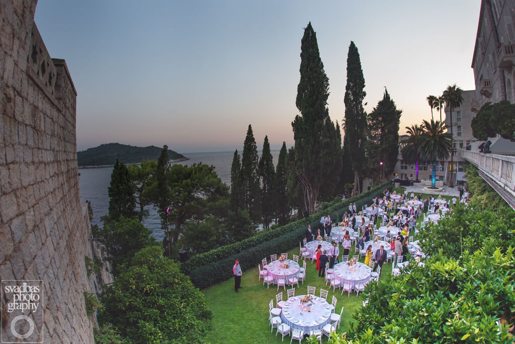 Dubrovnik event weddings reception 29