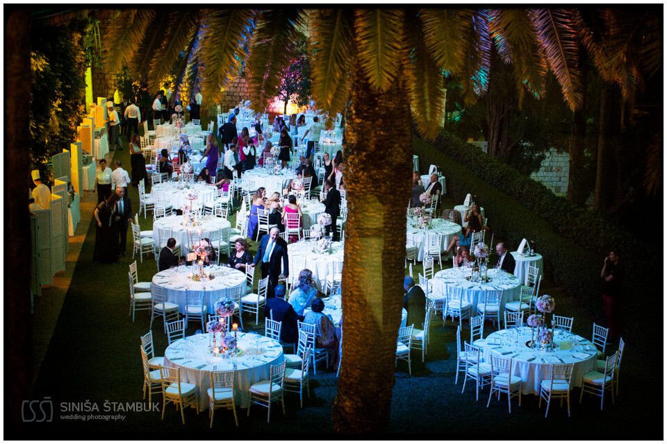 Dubrovnik event weddings reception 31