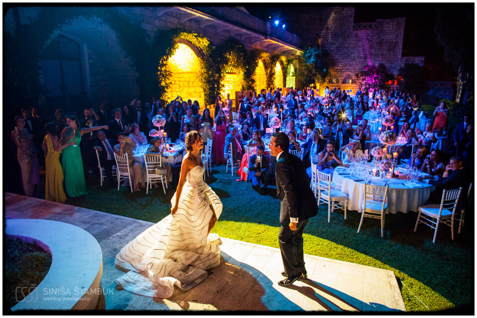 Dubrovnik event weddings reception 32