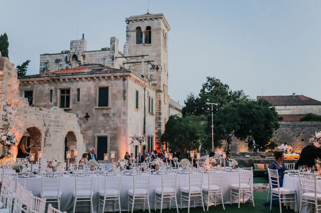 Dubrovnik event weddings reception 40