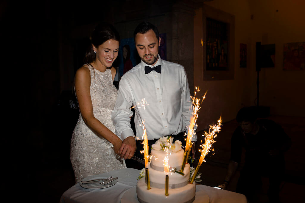 Dubrovnik event weddings reception cake 01