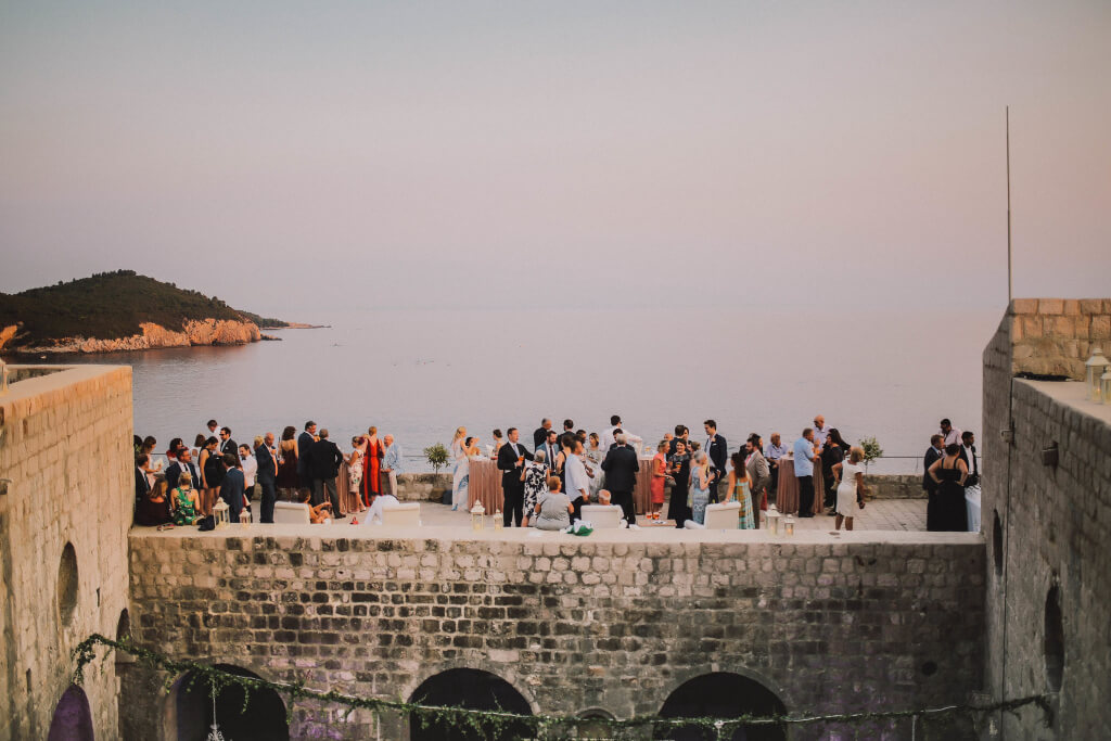 Dubrovnik event weddings reception decorations 18