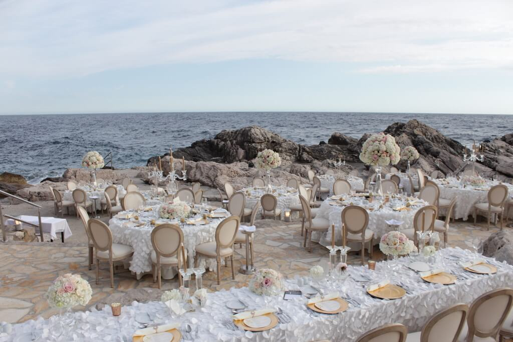 Dubrovnik event weddings reception decorations 24