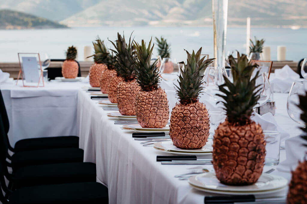 Dubrovnik event weddings reception decorations 27