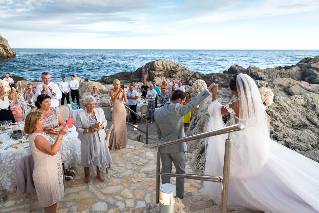 Dubrovnik event weddings reception decorations 29