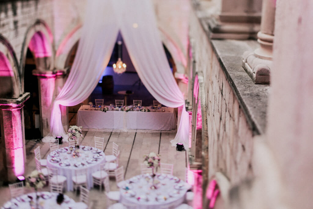 Dubrovnik event weddings reception decorations 32