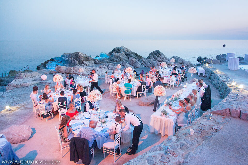 Dubrovnik event weddings reception decorations 36