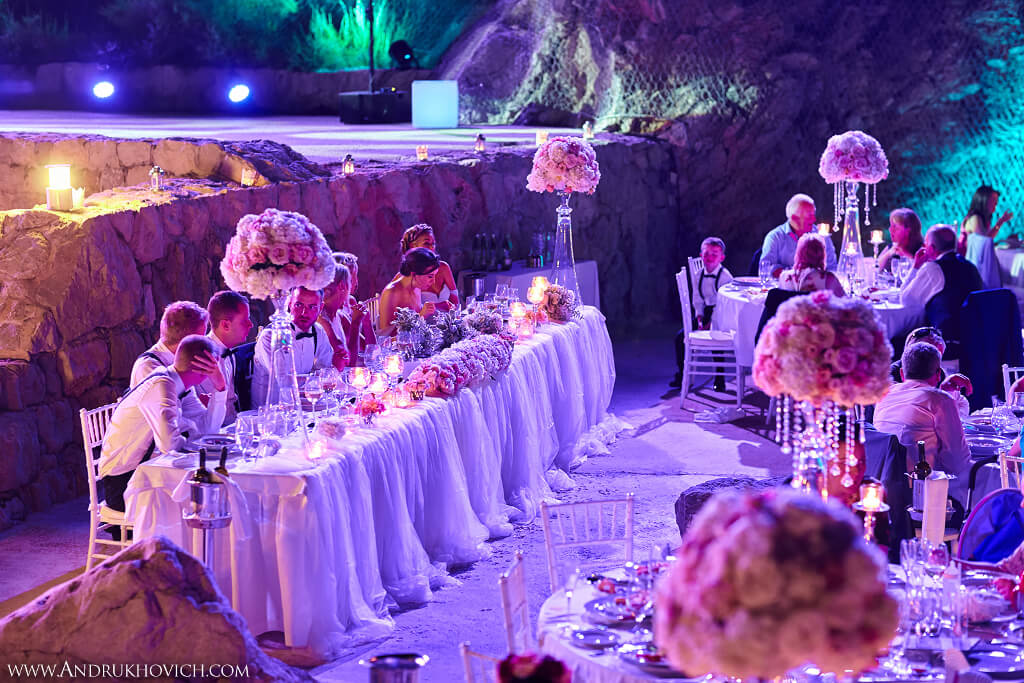Dubrovnik event weddings reception decorations 37